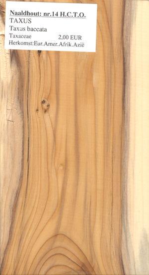 geschikt hout voor boog